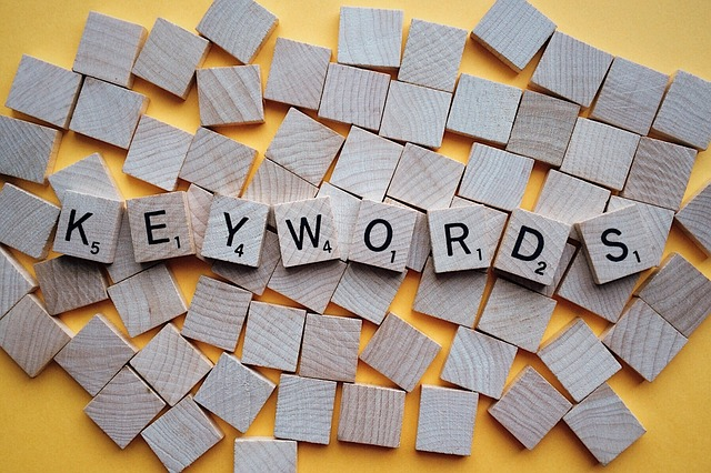 keywords in seo